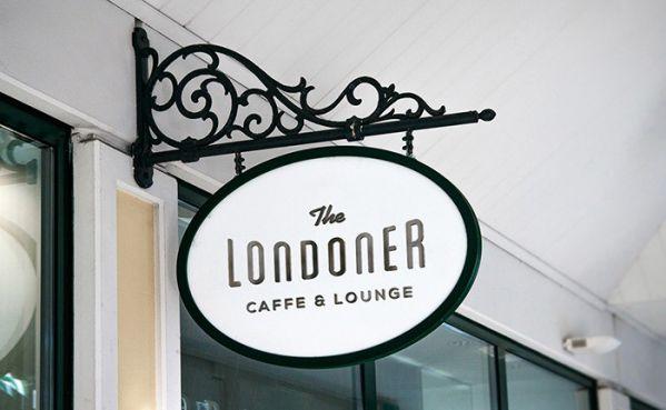 Bảng hiêu quán cà phê đẹp