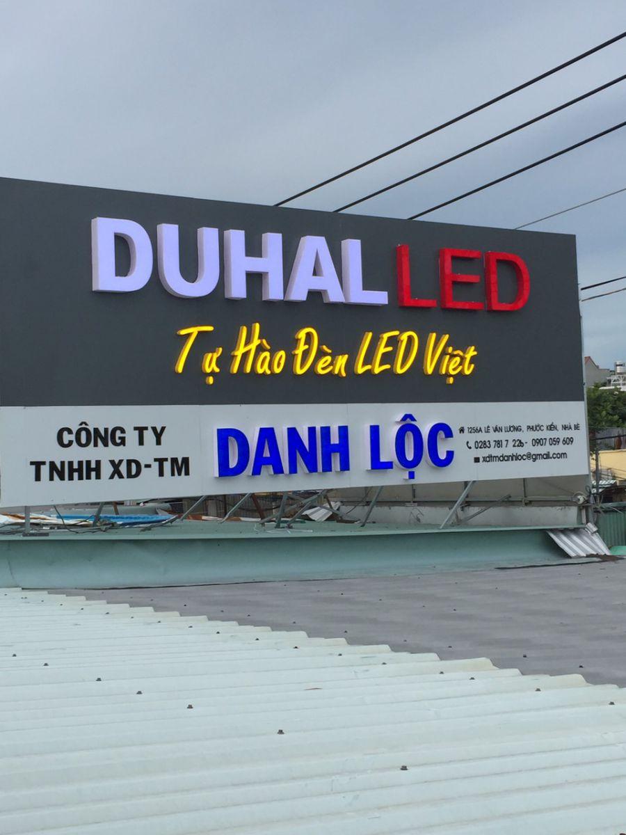 Bảng hiệu quảng cáo quận 5